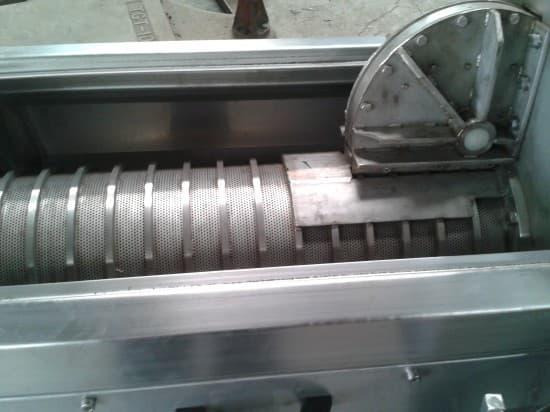 热烈推荐不锈钢压榨机螺旋挤压机